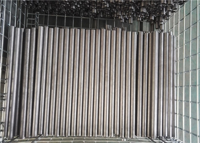 Hydraulic Cylinder Thin Wall Steel Tubing 0.5mm Thickness Custom Available